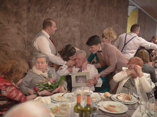 La boda de Sergio y Elisabeth en Archena, Murcia 49