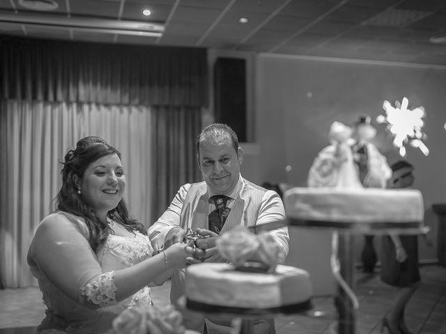 La boda de Sergio y Elisabeth en Archena, Murcia 50