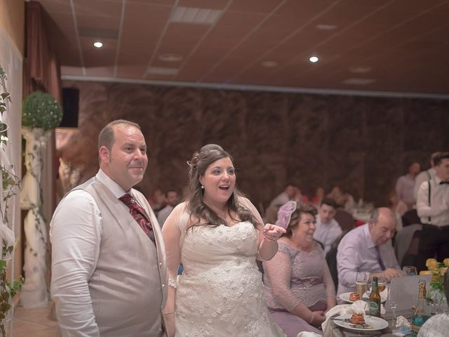 La boda de Sergio y Elisabeth en Archena, Murcia 52