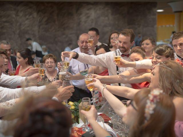 La boda de Sergio y Elisabeth en Archena, Murcia 53