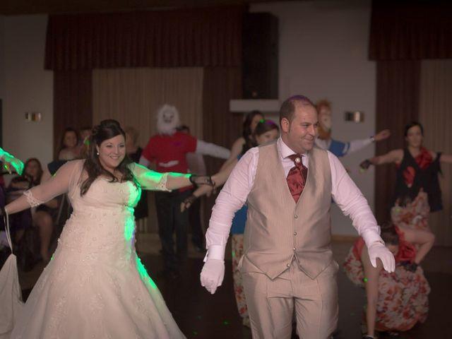 La boda de Sergio y Elisabeth en Archena, Murcia 54
