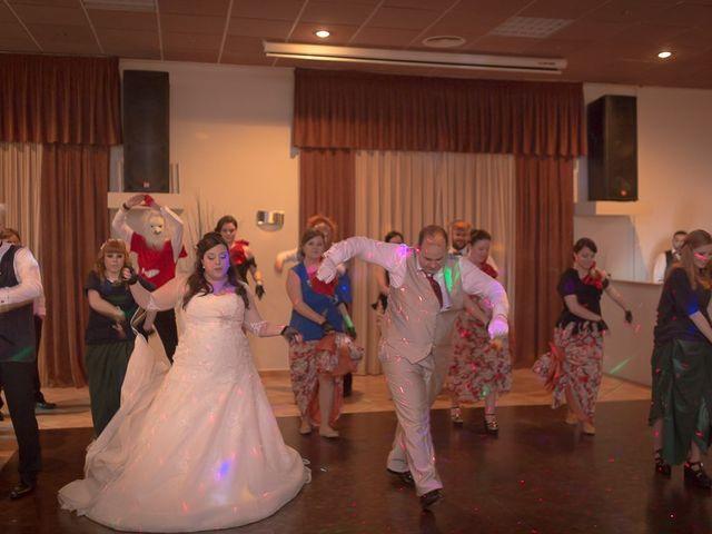 La boda de Sergio y Elisabeth en Archena, Murcia 55