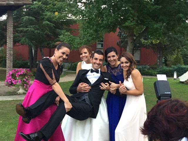 La boda de Yeni y Adri