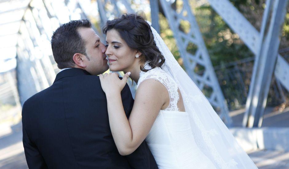 La boda de Alfonso y Lorena en Arganda Del Rey, Madrid