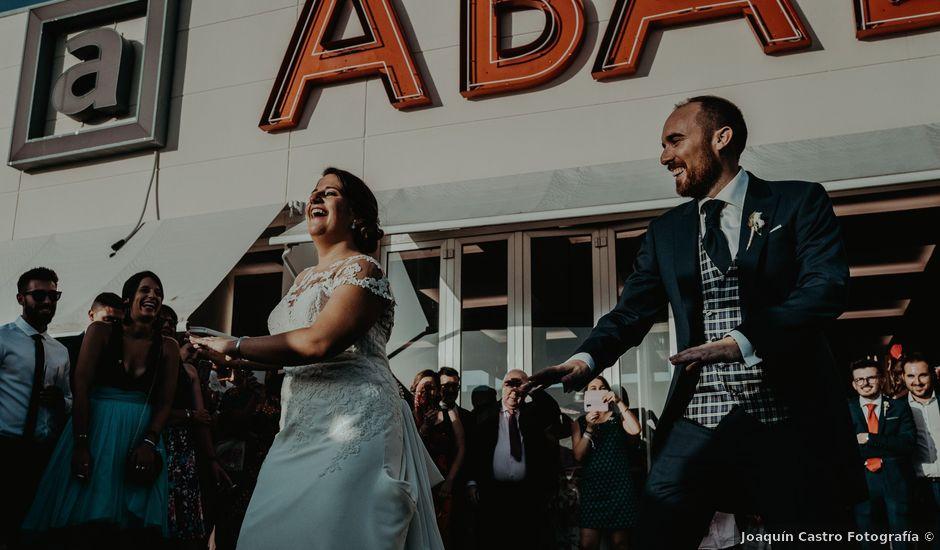 La boda de Miguel Ángel y Verónica en La Carolina, Jaén