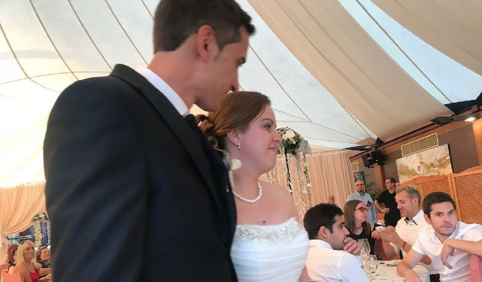 La boda de Alberto y Julia en Tamarite De Litera, Huesca