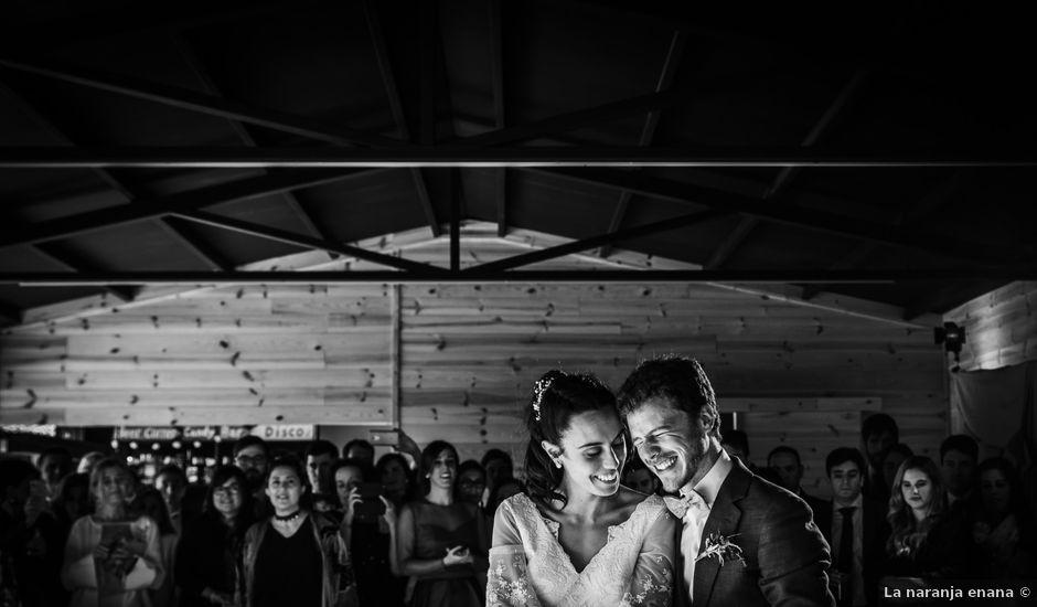 La boda de Sergio y Natalia en Villatoro, Ávila