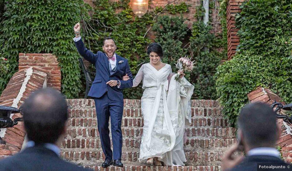 La boda de Miguel Angel y Valeria en San Fernando De Henares, Madrid