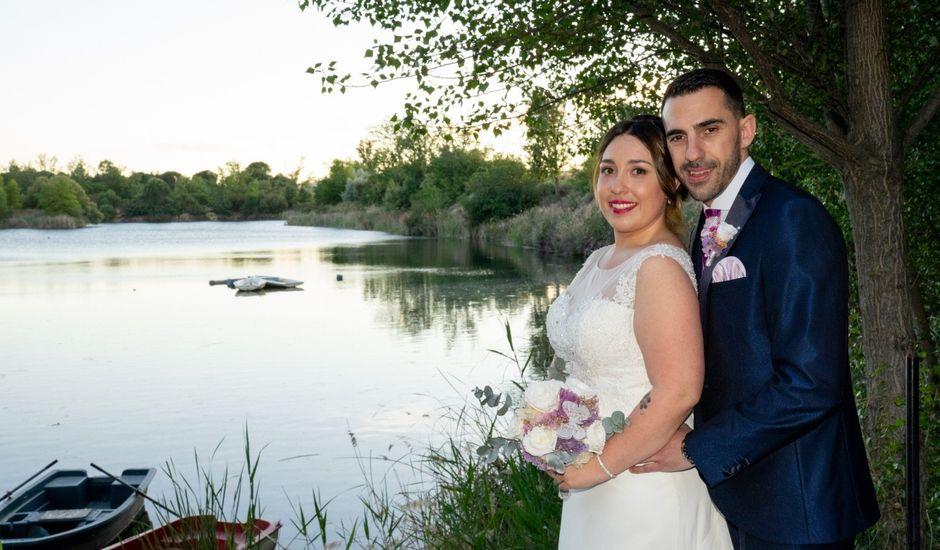 La boda de Carlos y Rut en Madrid, Madrid