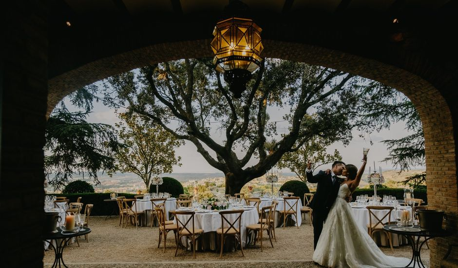 La boda de Cesar Loo y Lourdes González  en Toledo, Toledo