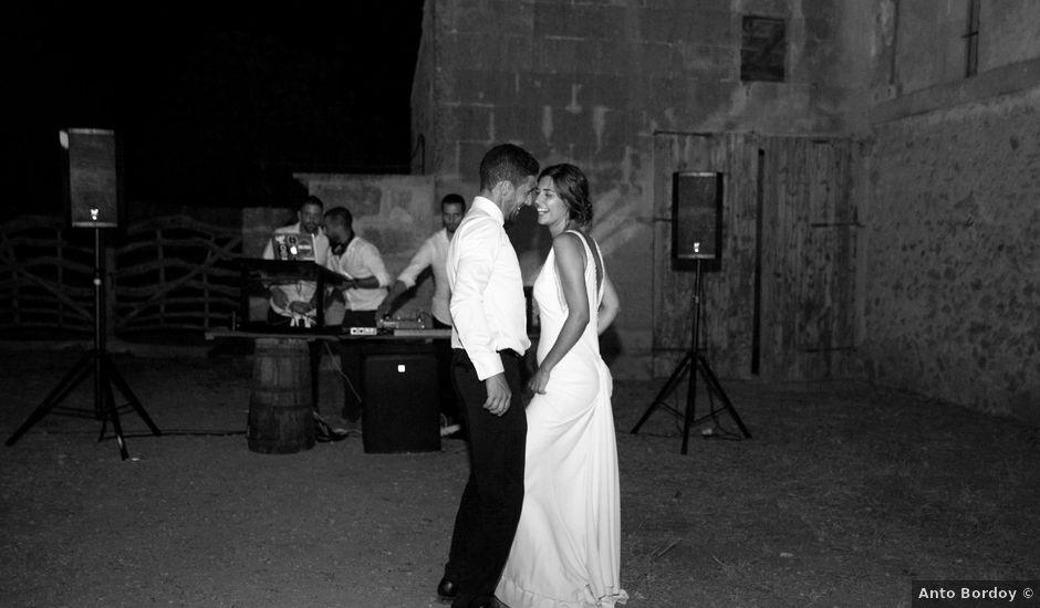 La boda de Tomeu y Maria en Porreres, Islas Baleares