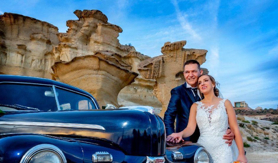 La boda de Salva y Laura en Mazarron, Murcia