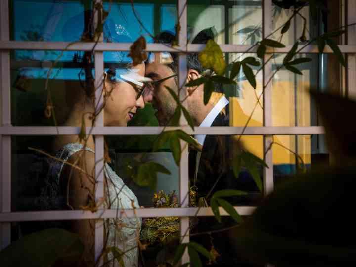 La boda de Begoña y Andrés