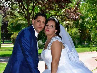 La boda de Miriam y Alexis 1