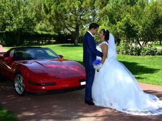 La boda de Miriam y Alexis