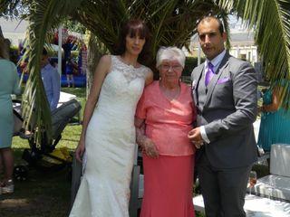 La boda de Sandra y Jonatan 2
