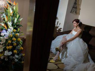 La boda de Irene y Juanma 2