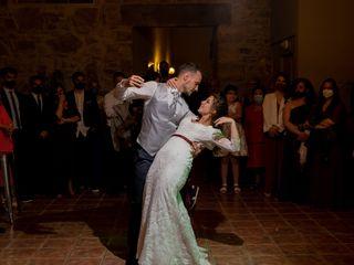 La boda de Santi y Esther