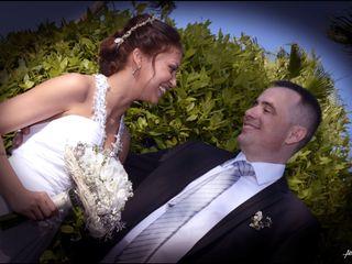 La boda de Toni y Liliana