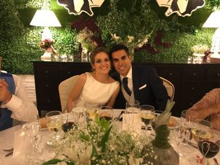 La boda de Prados y Sergio