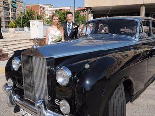 La boda de Rocio y Aitor