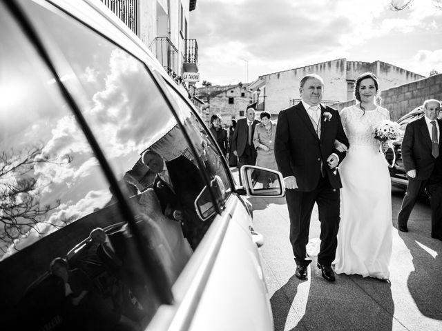 La boda de Szymon y Maria en Almoguera, Guadalajara 4