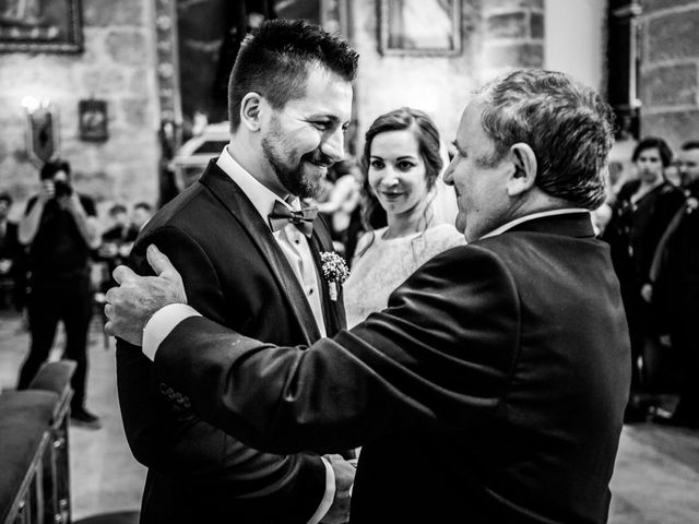 La boda de Szymon y Maria en Almoguera, Guadalajara 5