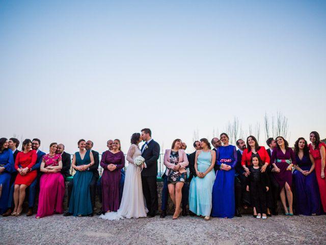 La boda de Szymon y Maria en Almoguera, Guadalajara 6