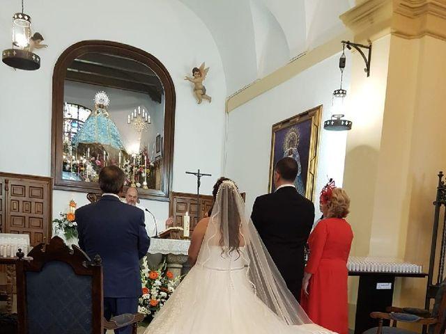 La boda de Jose  y Carol en Villarrubia De Los Ojos, Ciudad Real 6