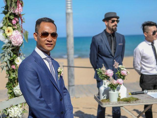 La boda de Ben y Inés en La Mata, Alicante 23