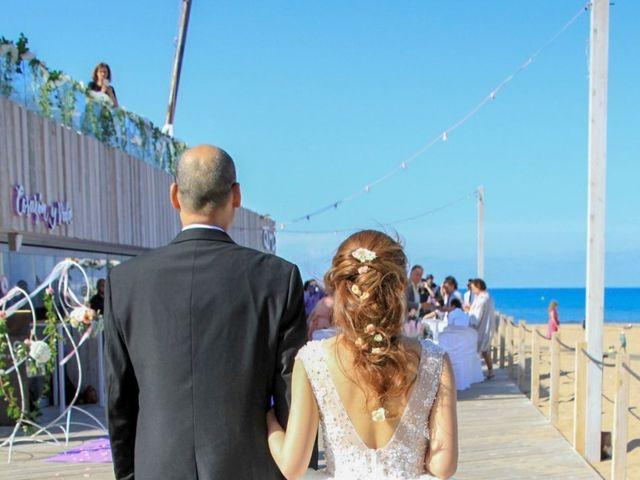 La boda de Ben y Inés en La Mata, Alicante 27