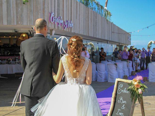 La boda de Ben y Inés en La Mata, Alicante 28