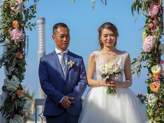 La boda de Ben y Inés en La Mata, Alicante 29
