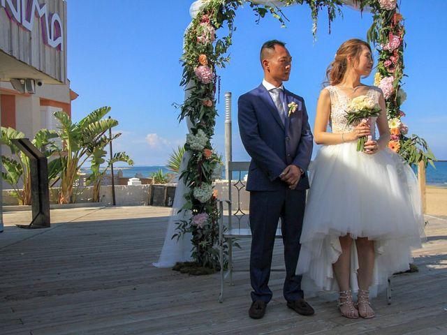 La boda de Ben y Inés en La Mata, Alicante 30