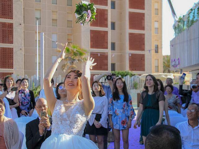 La boda de Ben y Inés en La Mata, Alicante 34