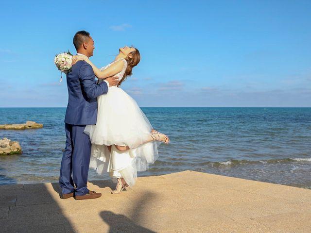 La boda de Inés y Ben