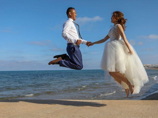 La boda de Ben y Inés en La Mata, Alicante 40