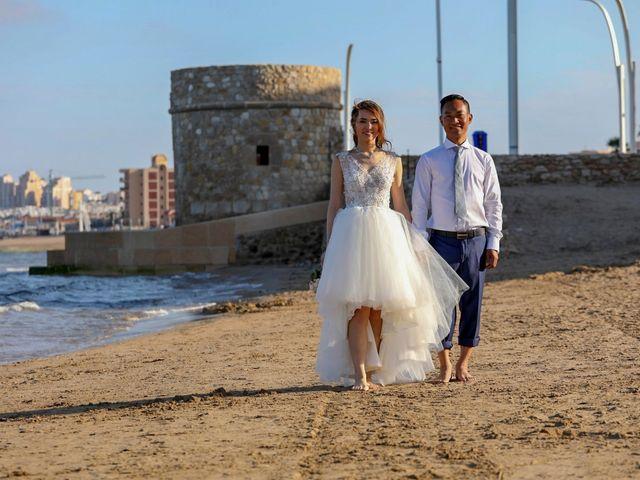 La boda de Ben y Inés en La Mata, Alicante 42