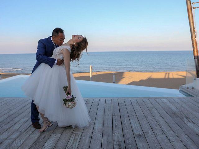 La boda de Ben y Inés en La Mata, Alicante 45