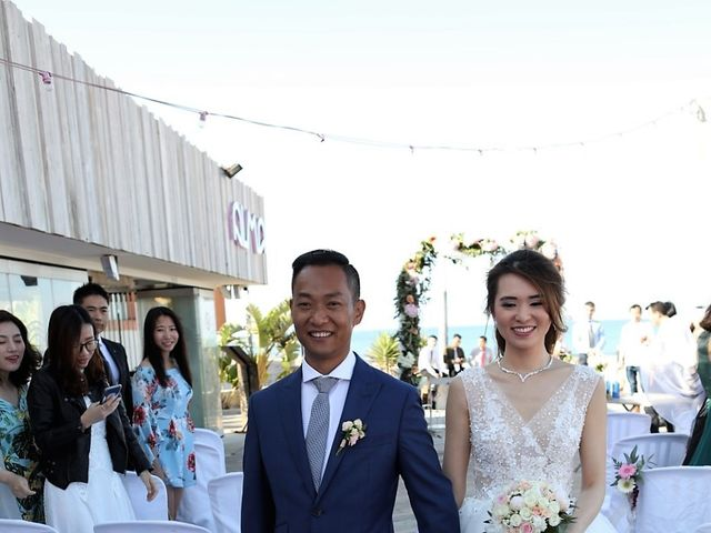 La boda de Ben y Inés en La Mata, Alicante 36