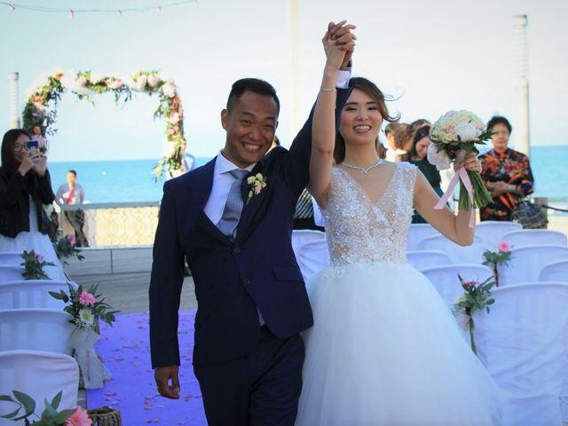 La boda de Ben y Inés en La Mata, Alicante 35
