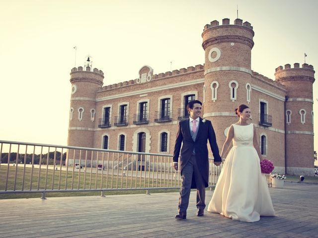 La boda de Ana y Alejandro