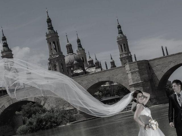 La boda de Juanma y Irene en Zaragoza, Zaragoza 6