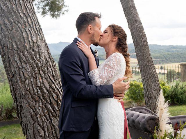 La boda de Esther y Santi en Sant Marti De Tous, Barcelona 19