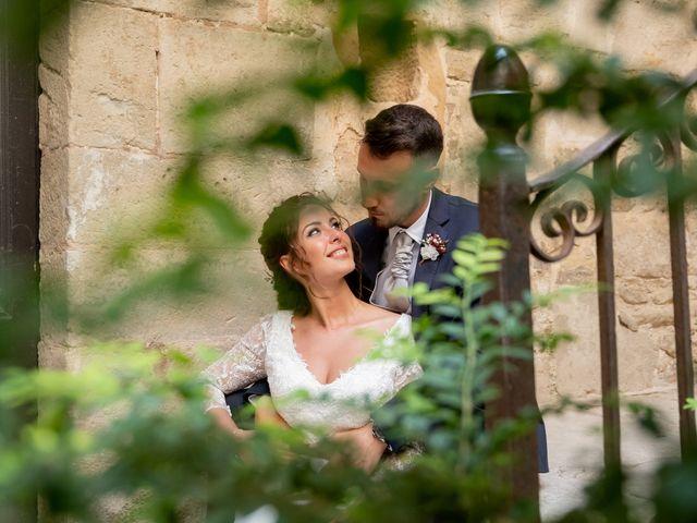 La boda de Esther y Santi en Sant Marti De Tous, Barcelona 22