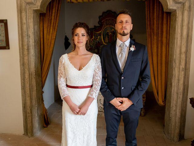 La boda de Esther y Santi en Sant Marti De Tous, Barcelona 26