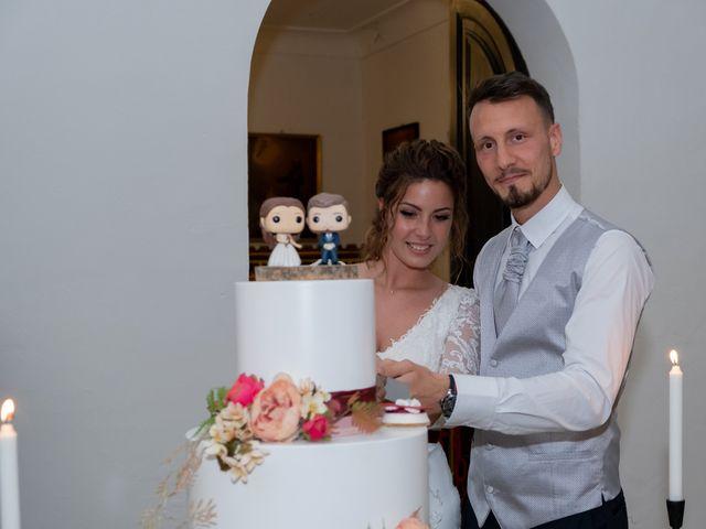 La boda de Esther y Santi en Sant Marti De Tous, Barcelona 33