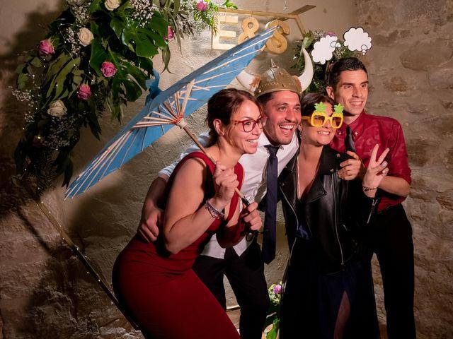 La boda de Esther y Santi en Sant Marti De Tous, Barcelona 35