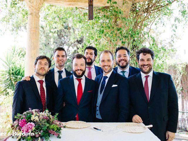 La boda de Ignacio y Lucia en Beniarbeig, Alicante 2