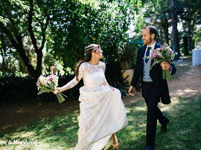 La boda de Ignacio y Lucia en Beniarbeig, Alicante 6